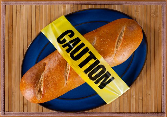 Celiachia: Contaminazione, cosa fare?