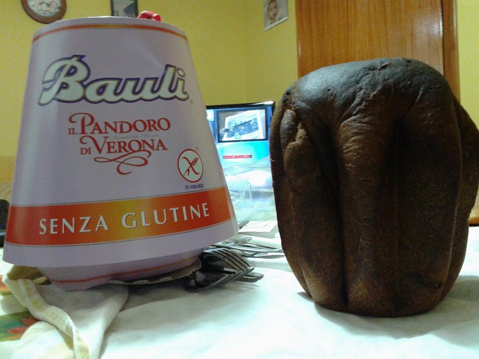 Pandoro Bauli Senza Glutine Bruciato? Molti i casi segnalati