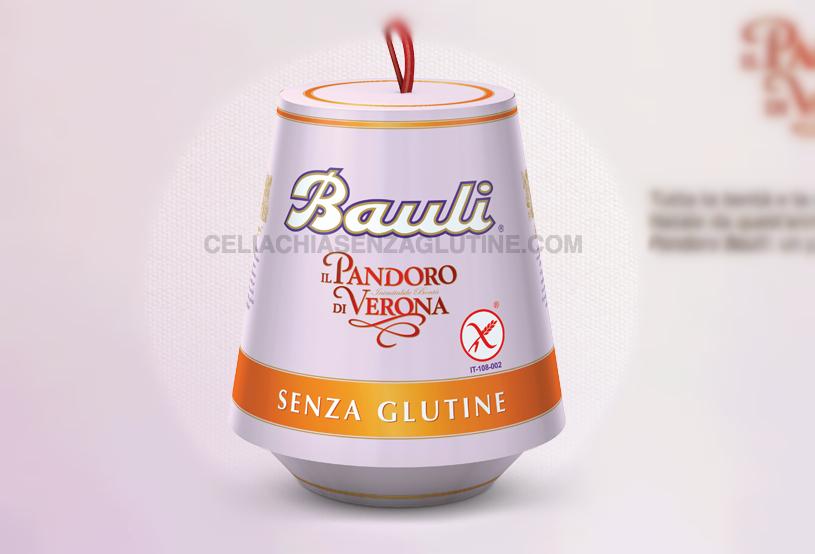 Dove comprare il Pandoro Bauli Senza Glutine
