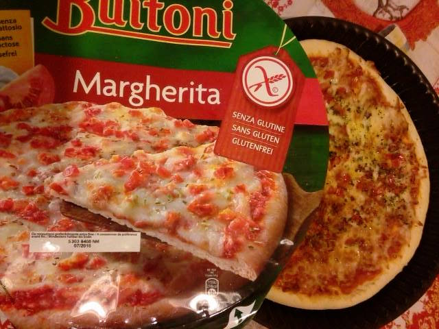 Pizza Buitoni Senza Glutine sbarca nei supermercati