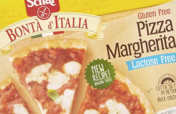 Pizza Margherita Schar Senza Glutine