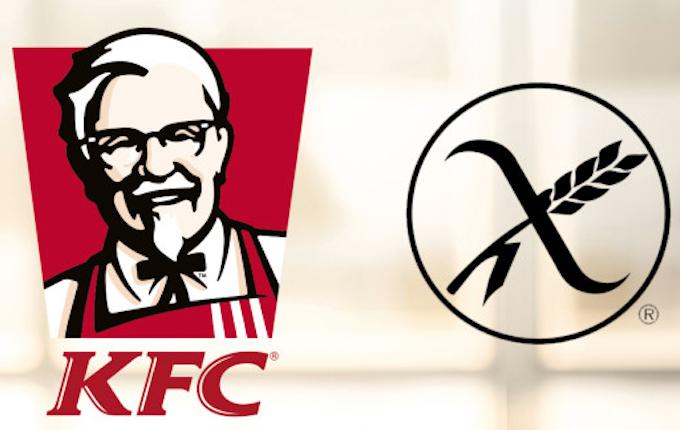 KFC lancia il suo primo menù Senza Glutine, in Spagna