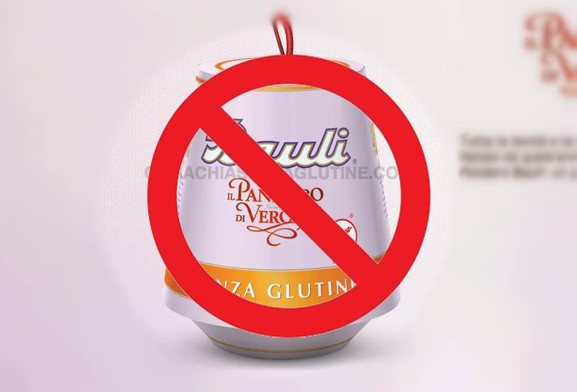 Pandoro Bauli Senza Glutine Ritirato dal Mercato