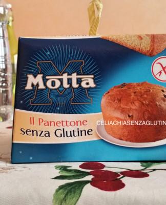 PANETTONE MOTTA SENZA GLUTINE