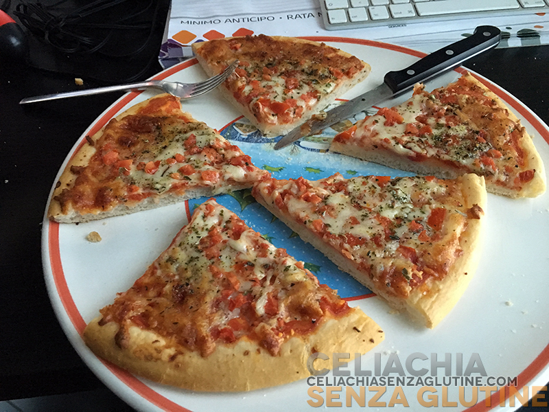 Pizza Margherita Buitoni Senza Glutine