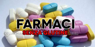 farmaci senza glutine