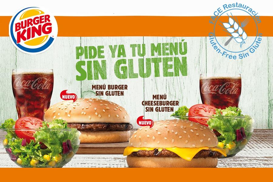 Burger King Senza Glutine, in Spagna il menù per Celiaci