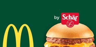 Panino Senza Glutine McDonald's