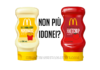 Maionese e Ketchup Mc Donald's non più idonei