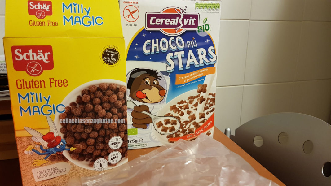 Alternative Senza Glutine ai cereali Nesquik?