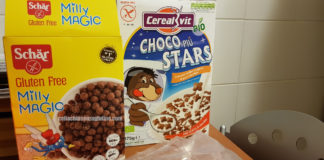 Alternative Senza Glutine ai cereali Nesquik?