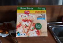 Pizza surgelata senza glutine Schar