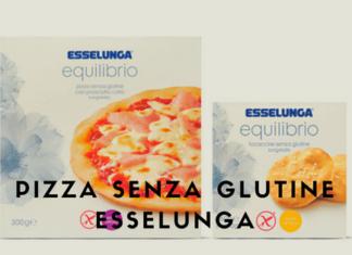 Pizza Senza glutine esselunga