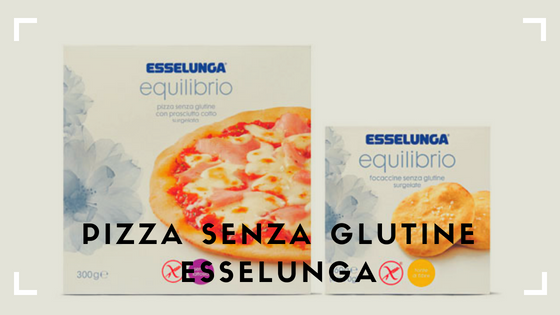 Recensione Pizza Senza Glutine Esselunga, Croccante e Saporita il giusto
